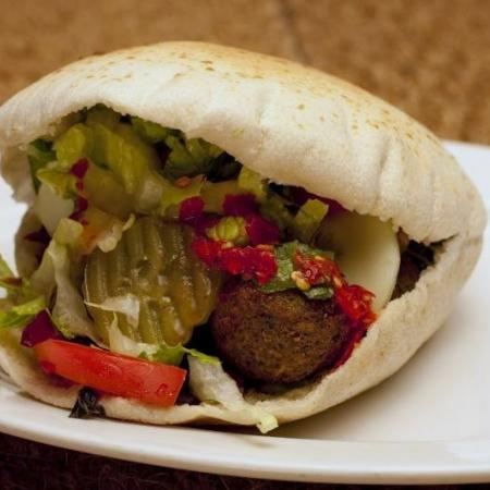 Golden Falafel