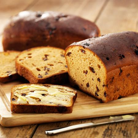 Gluten-Free Fruit Bread