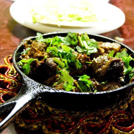 Karahi Beef