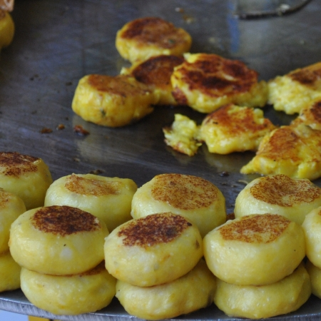 Aloo Patties