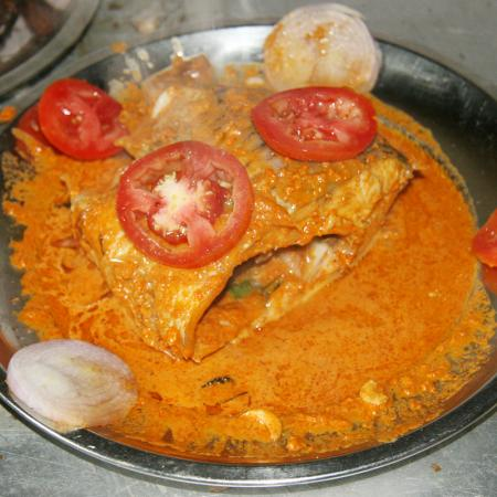 Sea Bass Curry