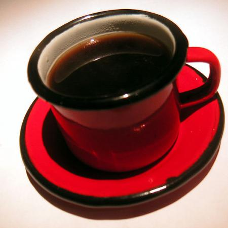 Refreshing Black Coffee