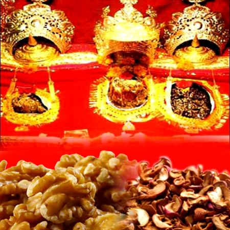 Vaishnodevi With Walnut And Dry Apple