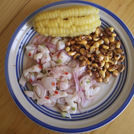 Ceviche from Peru