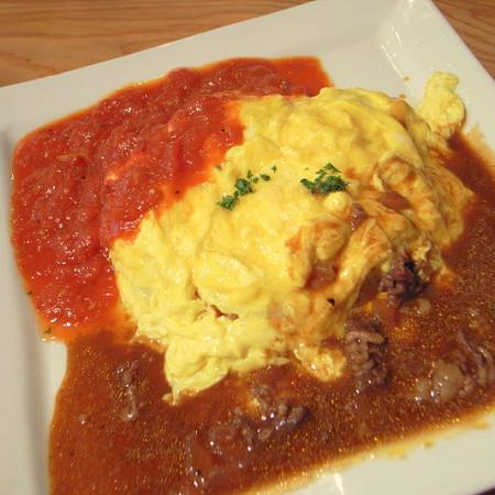 Omurice by yoppy