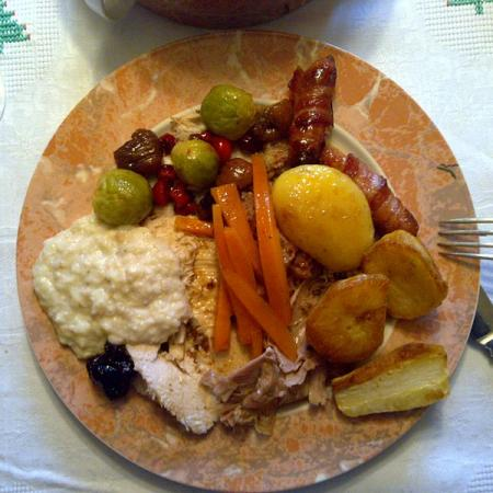 Traditional Christmas Lunch