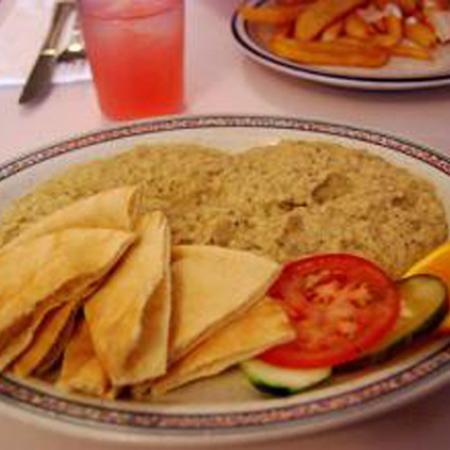Greek Easter Foods-Pita Bread