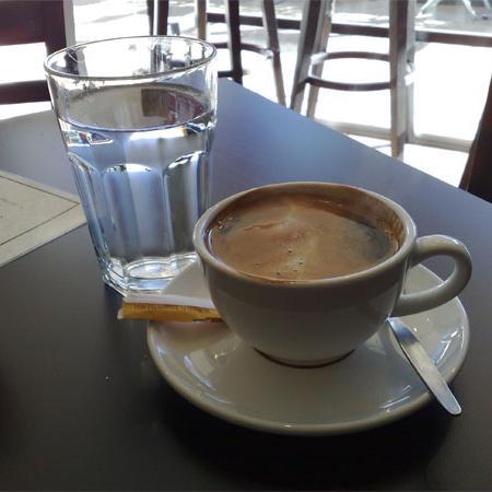 Nero Espresso long black