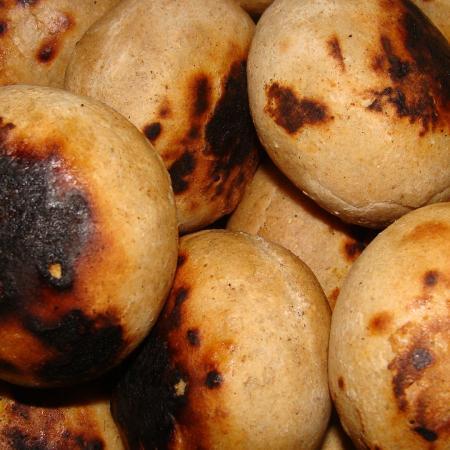 Litti - Bihari Snack