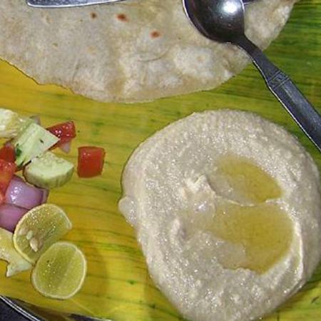 Indian Hummus