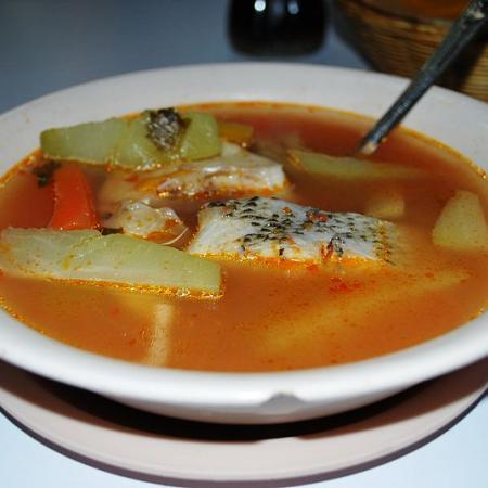Trout Soup Patz