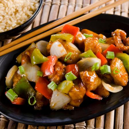 Hot And Sour Chicken