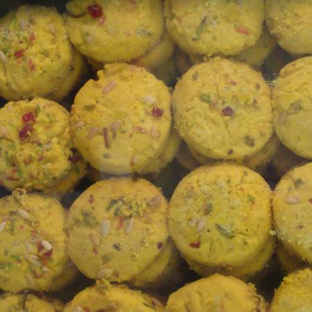 Rasbhari Biscuit