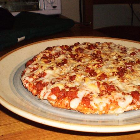 Totino Pizza