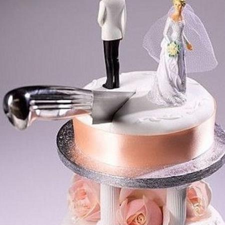 Divorce Cake Knife