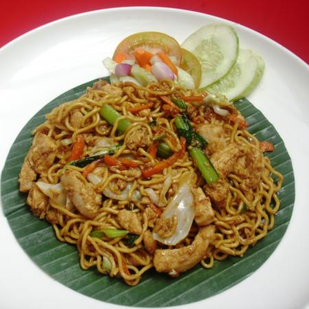 Chicken Fried Noodles