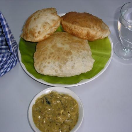 Puri Sabji