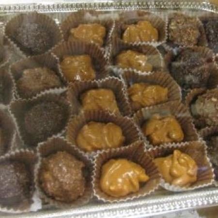 Chocolate Truffle Box