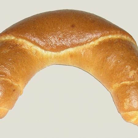small wheat twirl-bread