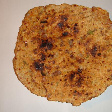 Coconut Rotti-Srilanka