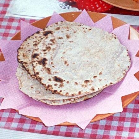 Pakistani Roti