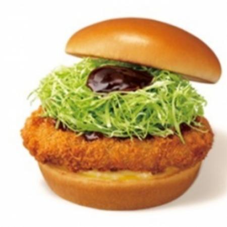 Korokke Burger