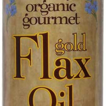 Flax Oil Dressing - Sweet Mustard