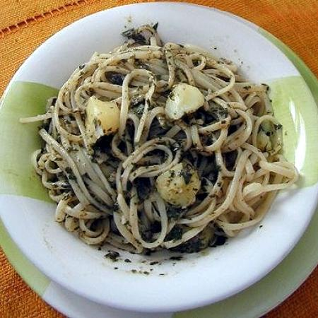 Trenette With Pesto Genovese