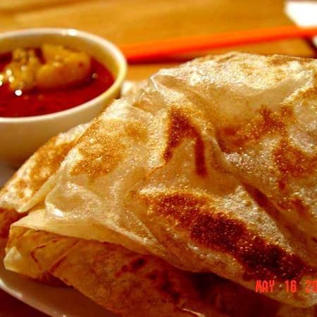 Malaysian Bread