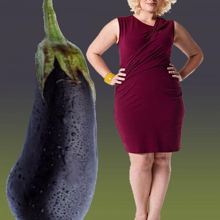 Aubergine Body Type - Claire Richards