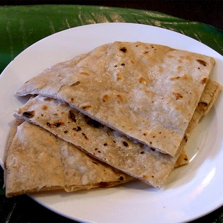 Indian - Bread -Chapati
