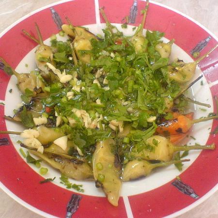 Salata chushleta
