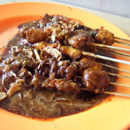 Sate Ayam Jalan Sabang