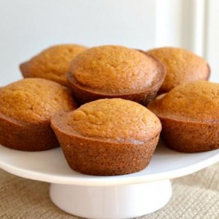 Gluten-Free Pumpkin Muffin