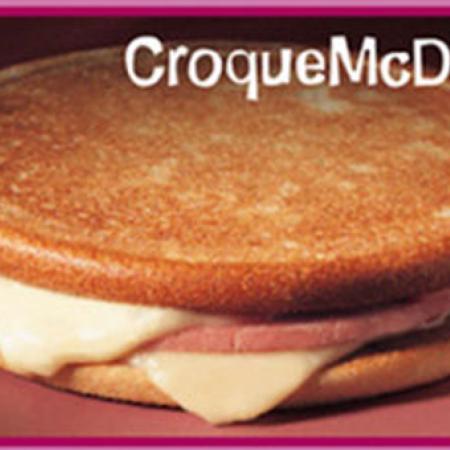 Croque McDo