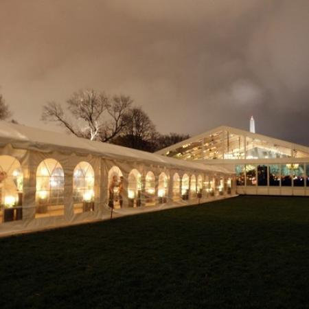 The State Dinner- South Lawn
