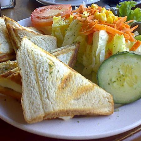 Tramezzini Sandwich
