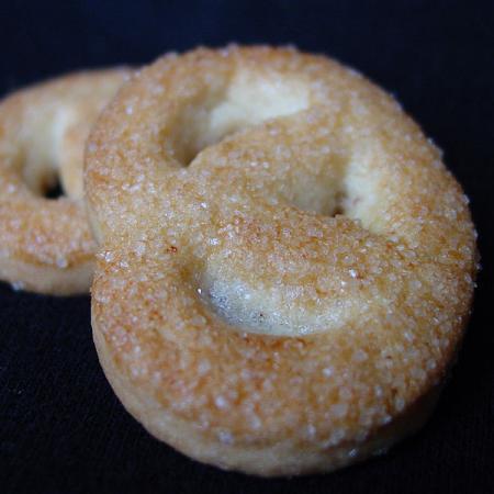 Pretzel Danish Butter Cookie