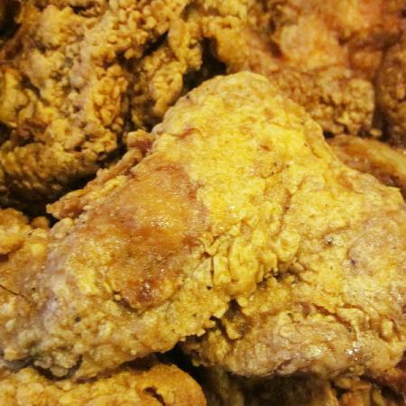 Safeway Signature Cafe fried chicken