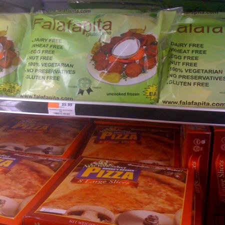 Gluten Free Falafel By Falafapita