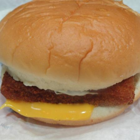 Filet O Fish Burger