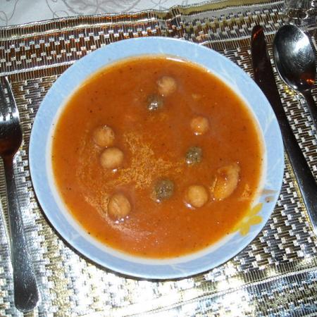Soupe levure Tunisie