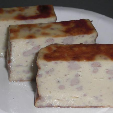 Tofu-castella