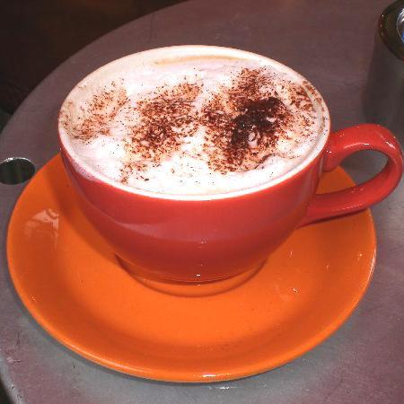 The average bad cappuccino