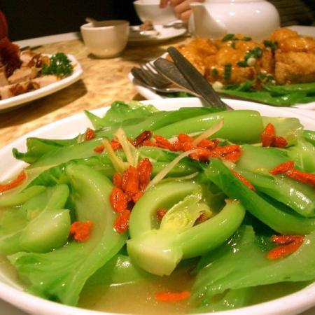 Chinese Mustard Greens