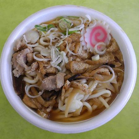 Bowl of udon