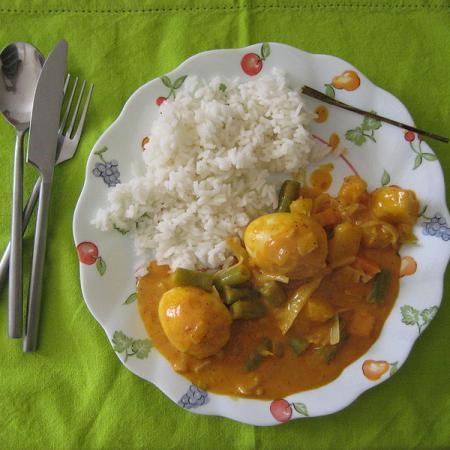Eien curry