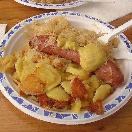Mettwurst Breakfast