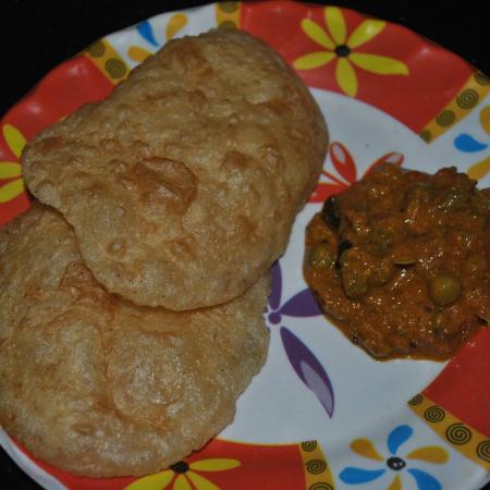 Poori Korma
