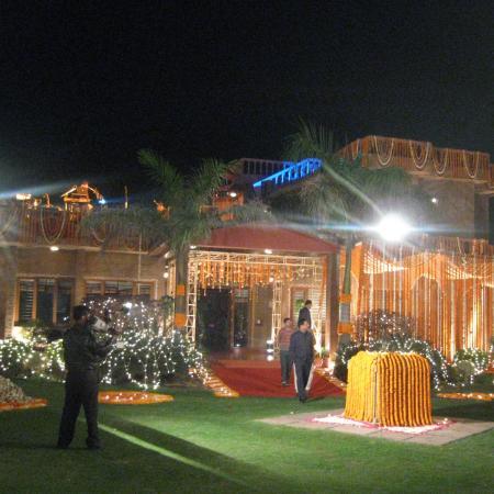 Wedding Scene Video Shooting